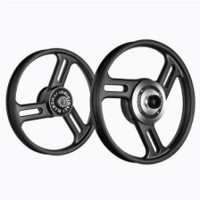 Buy ALLOY WHEEL SET FOR RE STANDARD COMPLETE BLACK 3SPOKES STRAIGHT KINGWAY on 0 % discount