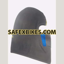Buy FACE MASK FOR RIDERS (BLACK-BLUE) ZADON on  % discount