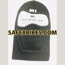 Buy FACE MASK FOR RIDERS (BLACK) ZADON on 10.00 % discount