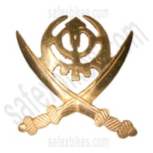 Buy Talwar And Khanda For Royal Enfield Bullet on 20.00 % discount