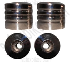 Buy HANDLE WEIGHT (C.P) ROYAL ENFIELD BULLET ZADON on  % discount