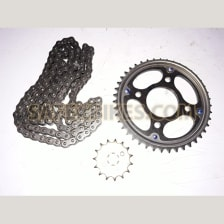 Buy CHAIN DRIVE (428-126)(LGB) CB UNICORN 160 HONDAGP on  % discount