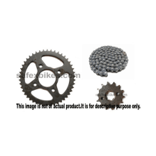Buy CHAIN SPROCKET KIT AMBITION ZADON on  % discount