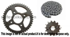 Buy CHAIN SPROCKET KIT CB HORNET 160R HONDAGP on  % discount