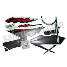Buy FRONT FAIRING AND MUDGUARD CBZ EXTREME ZADON on 0 % discount