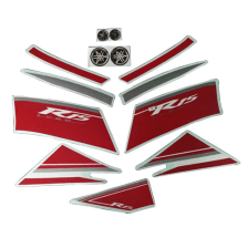 Buy COMPLETE STICKER KIT R15 ZADON on 10.00 % discount