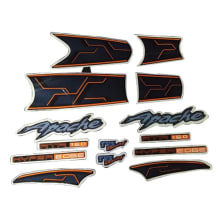 Buy FRONT MUDGUARD APACHE ZADON on 20.00 % discount