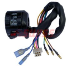Buy COMBINATION SWITCH RX100 12V (LH) SWISS on  % discount