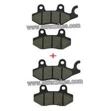 Buy DISC BRAKE PADS FRONT WITH REAR R15 JETLINE on  % discount