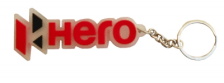 Buy FANCY KEY CHAIN HERO (RED AND BLACK) TRANSPARENT ZADON on 10.00 % discount