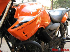 Buy FRONT FAIRING (VISOR) APACHE UB WITH OET GLASS ZADON on 0 % discount