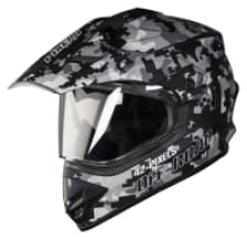 Buy FULL FACE HELMET SB-42 BANG PIXELS MAT BLACK WITH GREY STEELBIRD on 0 % discount