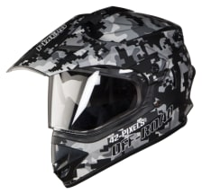 Buy FULL FACE HELMET SB-42 BANG PIXELS MAT BLACK WITH GREY (600MM) STEELBIRD on 0 % discount