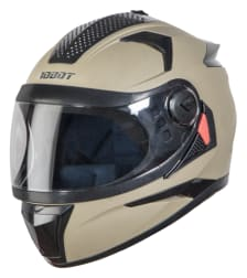 Buy FULL FACE HELMET  SBH-17 ROBOT MAT DESERT STORM  HIGN on  % discount