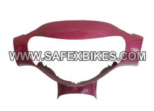 Buy FRONT FAIRING (VISOR) SCOOTY PEP ZADON on 13.00 % discount