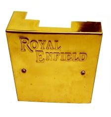 Buy AIR FILTER BOX BRASS ROYAL ENFIELD BULLET ZADON on 10.00 % discount