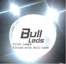 Buy BULL (LEDS) ROYAL ENFIELD BULLET ROADYS on  % discount