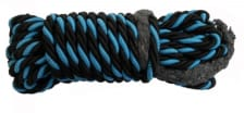 Buy LEG GUARD ROPE (UNIVERSAL (BLACK AND BLUE) ZADON on  % discount