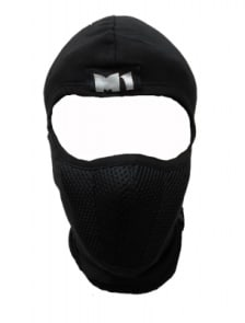 Buy FACE MASK FOR RIDERS (BLACK) ZADON on 22.00 % discount