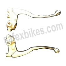 Buy PETROL TANK MONOGRAM ROYAL ENFIELD (GOLDEN) ZADON on 25.00 % discount
