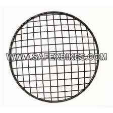 Buy HEAD LIGHT JAALI / GRILL BLACK NET TYPE FOR ROYAL ENFIELD BULLET ZADON on 13.00 % discount
