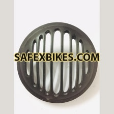 Buy ZADON HEAVY HEAD LIGHT POWDER COATED WITHOUT FRAME FOR ROYAL ENFIELD BULLET on 13.00 % discount