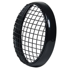 Buy HEAD LIGHT GRILL BLACK NET TYPE  FOR ROYAL ENFIELD BULLET ZADON on 13.00 % discount