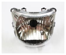 Buy HEAD LIGHT ASSY GLAMOUR ZADON on  % discount