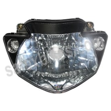 Buy HEAD LIGHT ASSY APACHE RTR ZADON on  % discount