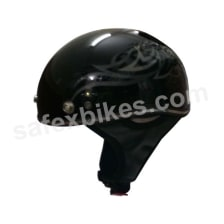 Buy HELMET STUDD TROY TRAMP STAMP FULL FACE FOR LADIES on 10.00 % discount
