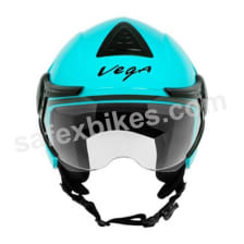 Buy Vega - Verve Ladies open face Helmet (Mint) on 10.00 % discount