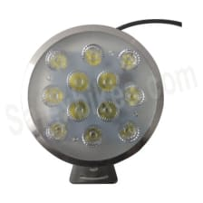 Buy LED FOGLAMP 12 LED ROUND CNC ROADYS on 10.00 % discount