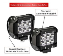 Buy FOG LAMP SET UNIVERSAL (SET OF 2) ROADYS on 10.00 % discount