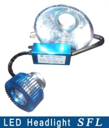 Buy LED HEAD LIGHT FOR MOTORCYCLE SFL on 0 % discount