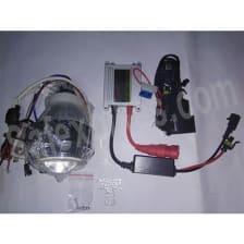 Buy HEAD LIGHT PROJECTOR LENS LED K14 ZT02 WHITE BLUE ROADYS on  % discount
