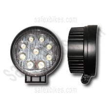 Buy HEAD LIGHT SHADE CHROME ROYAL ENFIELD ZADON on 0 % discount