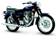Buy HIGH PERFORMANCE SILENCER ROYAL ENFIELD BULLET (DOUBLE BARREL) ZADON on 11.00 % discount