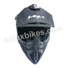 Buy VEGA MOTOCROSS HELMET OFFROAD DULL BLACK on 10.00 % discount