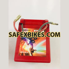 Buy 12XR2.5L-C 2.5AH BATTERY FOR BIKE EXIDE XTREME on 0 % discount