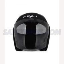 Buy Vega Helmet - Eclipse OPEN FACE (Dull Black) on 10.00 % discount