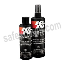 Buy Recharger Bike Air Filter Care Service Kit - Squeeze K&N on 0 % discount