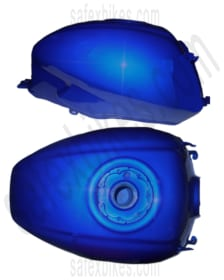 Buy PETROL TANK PULSAR220 CC ZADON on 0 % discount