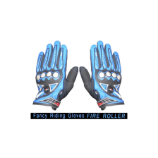Buy FANCY RIDING GLOVES FIRE ROLLER on 10.00 % discount