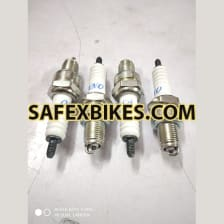 Buy SPARK PLUG HERO HONDA  (PACK OF 4) ZADON on 0 % discount