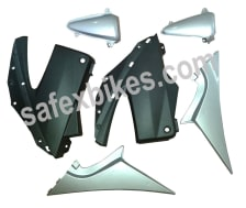 Buy FRONT FAIRING (VISOR) CBZ EXTREME NM UB ZADON on 0.00 % discount