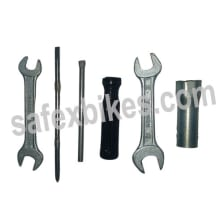 Buy TOOL KIT PULSAR ZADON on 10.00 % discount