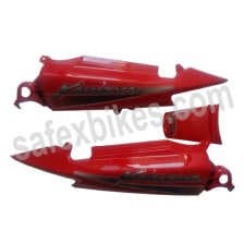 Buy FRONT FAIRING AND MUDGUARD KARIZMA R ZADON on 16.00 % discount