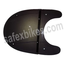 Buy VISOR GLASS(BLACK) AVENGER/ ENTICER/ THUNDERBIRD (BIG ROUND) ZADON on 13.00 % discount
