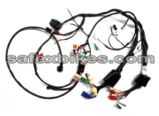 Buy WIRING HARNESS PULSAR150 CC UG3 ES(DIGITAL METER)SWISS on  % discount