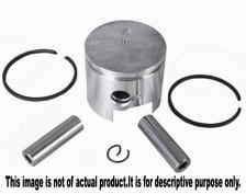 Buy PISTON ASSEMBLY DISCOVER 125CC USHA on  % discount